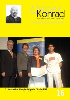 Cover des Konrad 2007