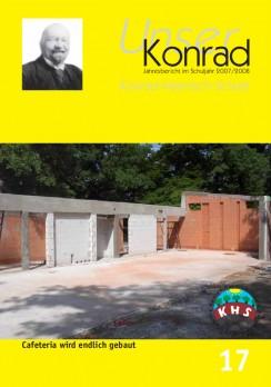Cover des Konrad 2008