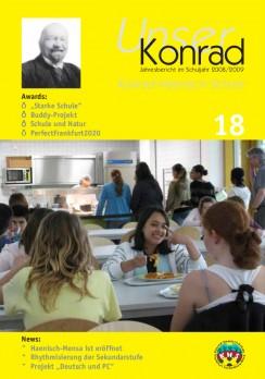 Cover des Konrad 2009