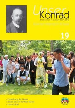 Cover des Konrad 2010