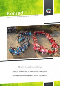 Cover des Konrad 2011