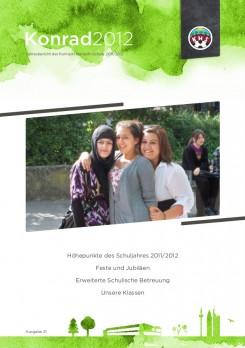 Cover des Konrad 2012