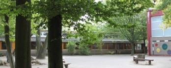 Die Konrad-Haenisch-Schule im Herbst 2012