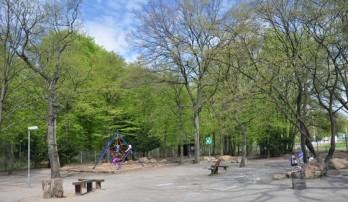 Schulhof Grundschule