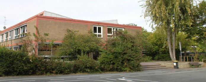 Das Hauptgebäude der Konrad-Haenisch-Schule. Foto: Jonatan Steller