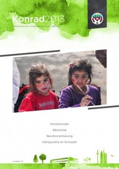 Cover des Konrad 2013