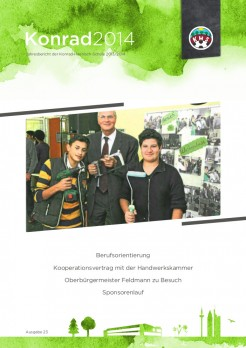 Cover des Konrad 2014